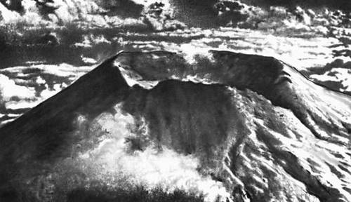 Этна (вид кратера вулкана)