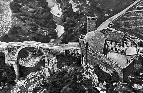 Этрусский мост (Вульчи)