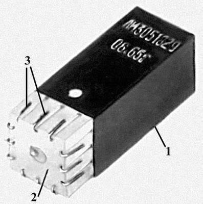Этажерочный микромодуль