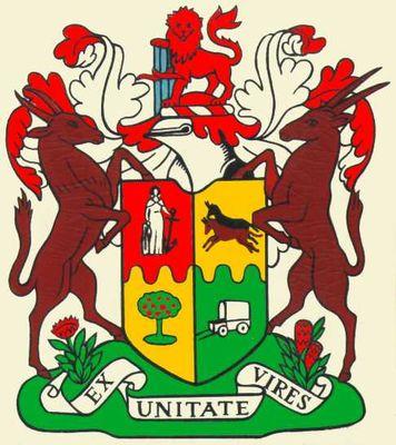 ЮАР. Государственный герб