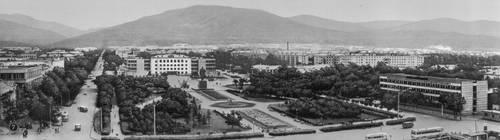 Южно-Сахалинск. Площадь имени Ленина