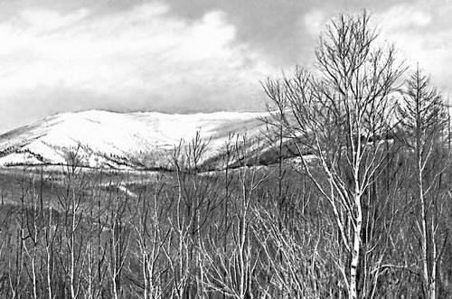 Южно-Сахалинск. Гора Чехова