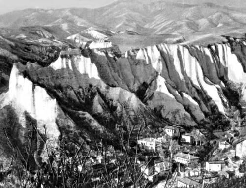 Южные отроги гор Пирин (Болгария)