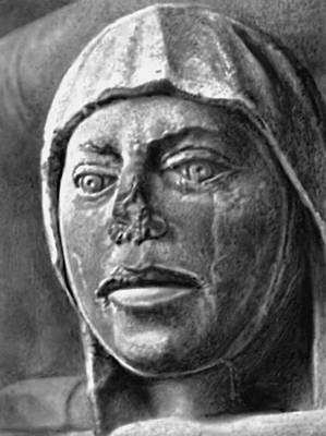 Юрай Долматинец. «Женская голова»