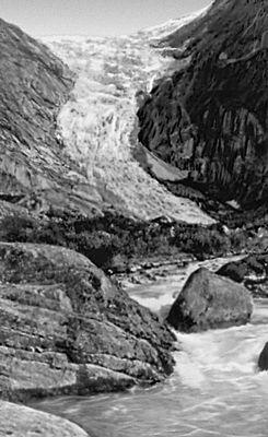 Юстедальсбре (ледник в Норвегии)