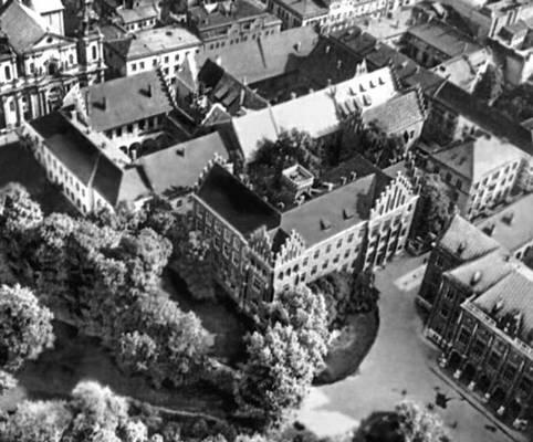 Ягелланский университет (Краков)