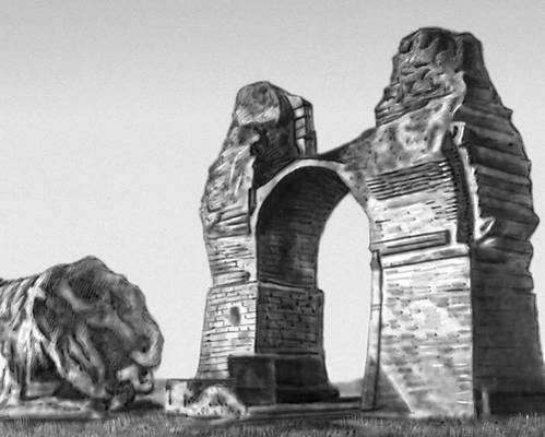Языческие ворота (Карнунт)