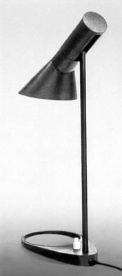 Якобсен А. Настольная лампа