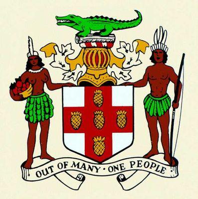 Ямайка. Государственный герб