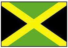 Ямайка. Флаг государственный
