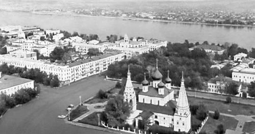 Ярославль. Вид на город